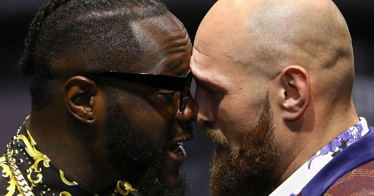 Deontay Wilder makes Tyson Fury vow ahead of world title fight