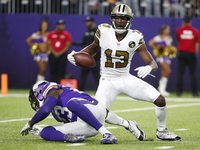 Saints turn page quickly to showdown with Rams