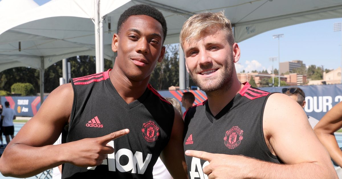 Collymore: Mourinho trying to rewrite history when it comes to Martial and Shaw