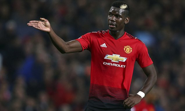 Manchester United 0-1 Juventus PLAYER RATINGS: Paul Pogba goes missing