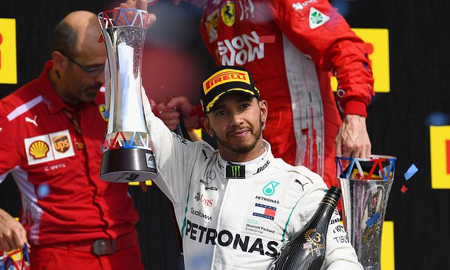 Hamilton rues Mercedes strategy after United States Grand Prix