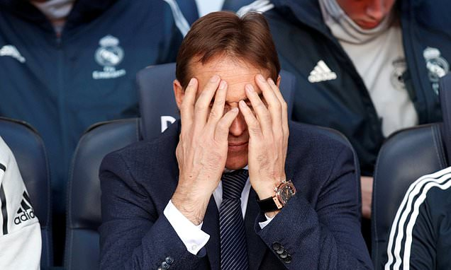 Real Madrid boss Julen Lopetegui comes out swinging after El Clasico
