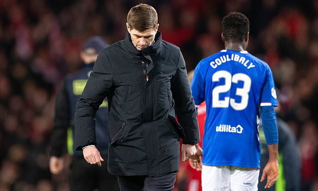 Worral admits Rangers let Gerrard down in Betfred Cup calamity