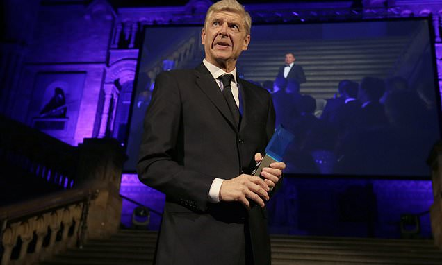 'I'll be somewhere!' Wenger sure of management return this season