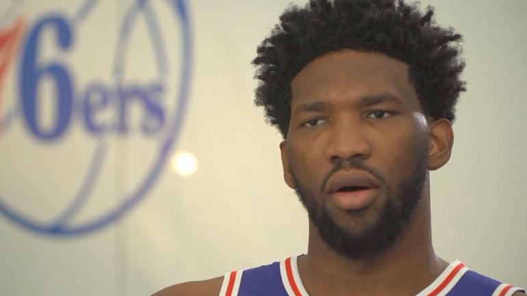 76ers' Joel Embiid wants to work for NASA, says it would be 'easy' to learn rocket science after NBA