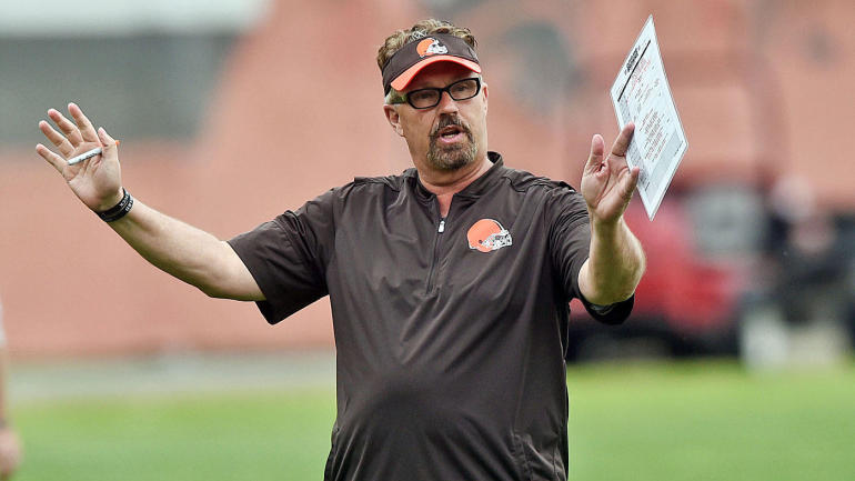 Myles Garrett questions Gregg Williams' game plan in Browns loss to Steelers
