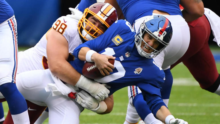 Sorting the NFL Sunday Pile: Old-school Redskins could win NFC East, Cam Newton dissects top defense