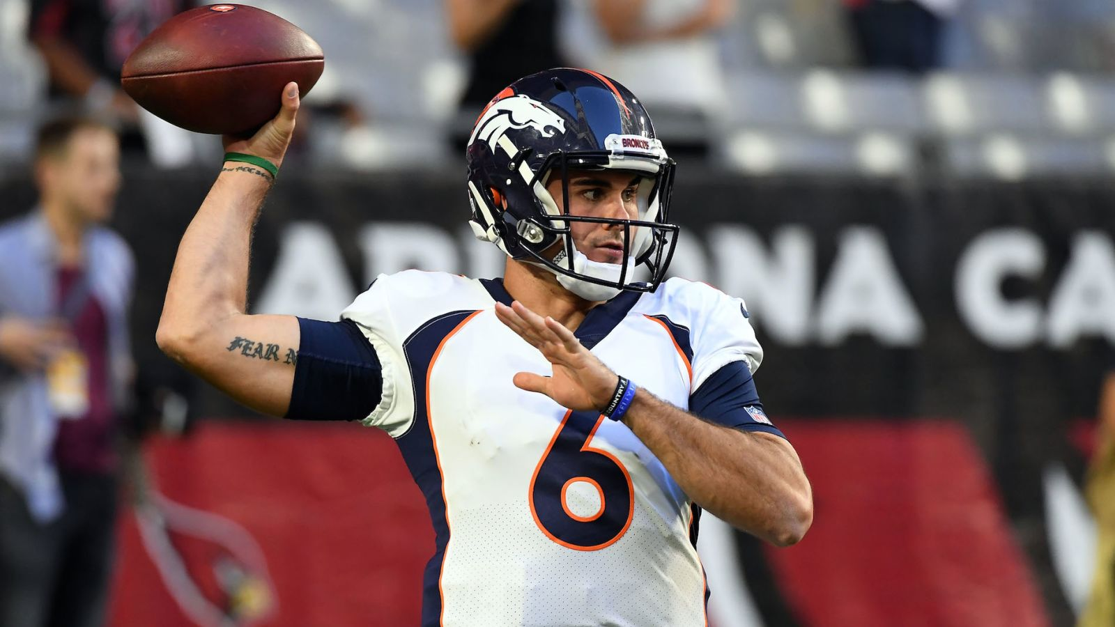 Broncos Cut Chad Kelly After He Allegedly Trespassed And Got Hit With A Vacuum Tube