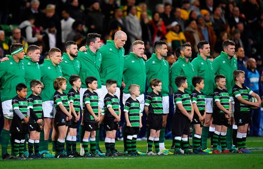 Neil Francis: 'No disrespect – but Argentina is the practice match before the big November clash'