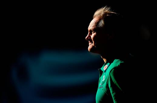 Neil Francis: 'Joe Schmidt must be wondering why Ireland have four games in November instead of three'