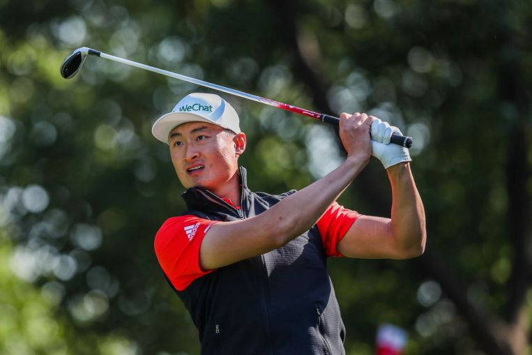 Golf: Li takes three-shot lead into Turkish Airlines Open final round