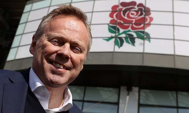Steve Brown will step down as RFU chief executive at end of the year