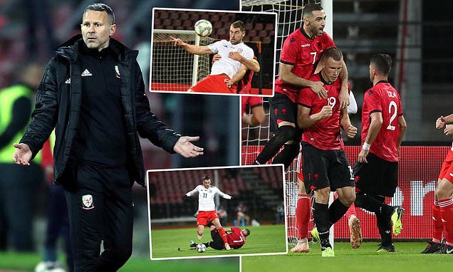 Albania 1-0 Wales: Ryan Giggs' side suffer friendly defeat