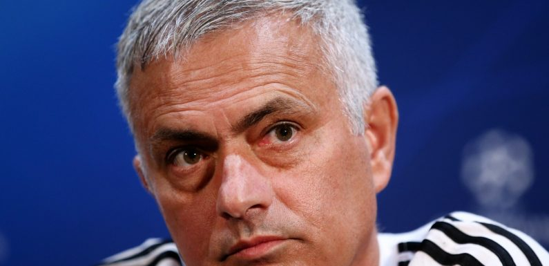 Manchester United's Champions League tie with Juventus 'not crucial,' says Jose Mourinho