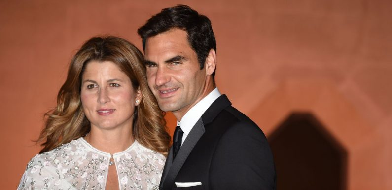 Roger Federer refuses to sleep in bed without his wife