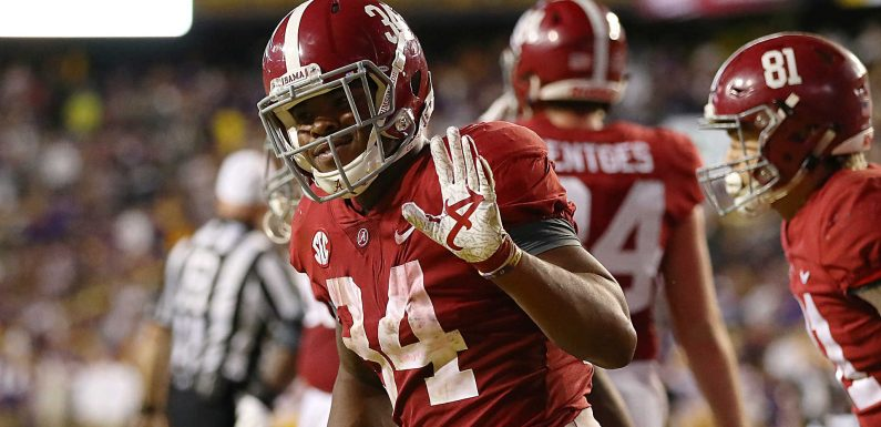 Alabama's LSU test a confirmation: Tide playing at entirely new level