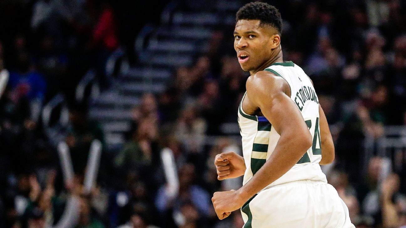 The reason Giannis and these Bucks can keep dominating