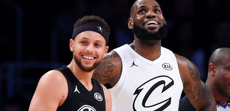 LeBron: No downside in televising All-Star draft