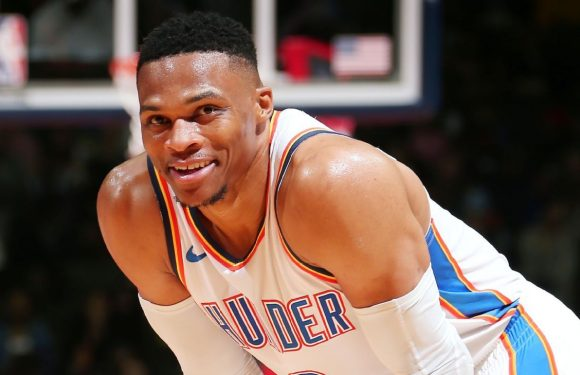 Thunder lose Westbrook to sprained left ankle