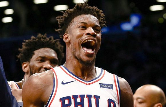NBA scores, highlights: Jimmy Butler lifts 76ers with latest game-winning shot; Magic cool off LeBron's Lakers