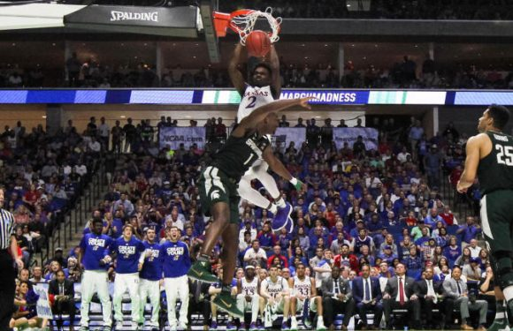 Duke-Kentucky and Kansas-Michigan State will get the college basketball season off to an early and electric start