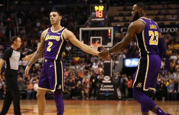 Lonzo Ball not aware of his greatness, LeBron James says