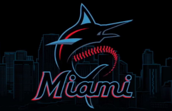 The Marlins reveal their new logo; new uniforms should be coming soon