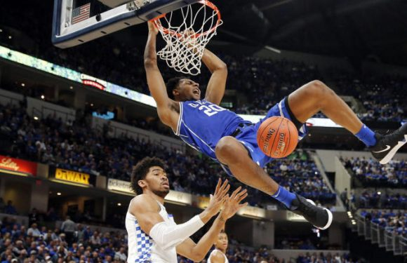 Duke vs. Kentucky score: No. 4 Blue Devils rout No. 2 Wildcats in easy victory at Champions Classic