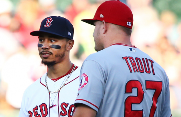 AL MVP Mookie Betts is the first real challenger to Mike Trout's throne as baseball's best player