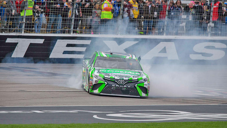 Watch the NASCAR Playoffs at Texas Motor Speedway: Times, TV schedule, live stream, drivers, stage lengths