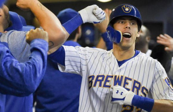 Brewers' star Christian Yelich wins 2018 NL MVP honors