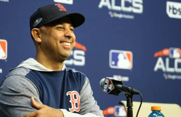 Red Sox sign Alex Cora to contract extension following World Series victory