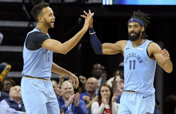 'Grindstones': The corny way the Grizzlies reward gritty play