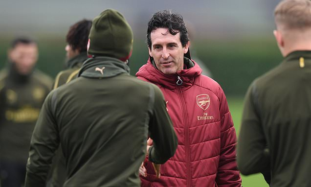 Unai Emery admits Tottenham are currently better than his Arsenal side