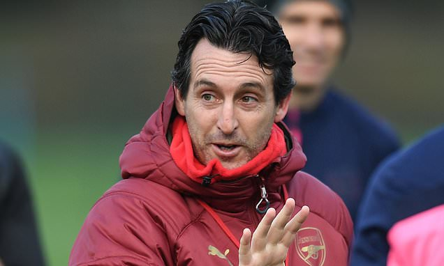 Emery says he may look to January window to bolster Arsenal's defence