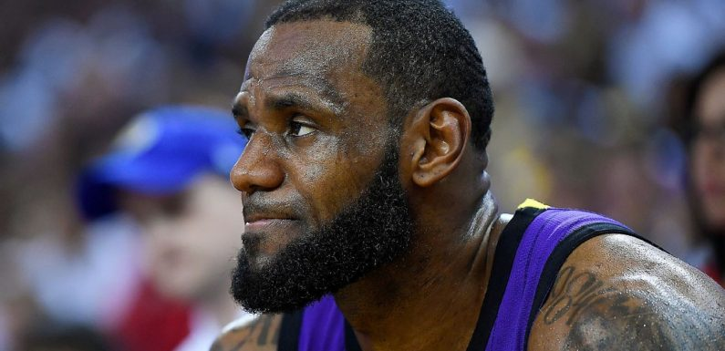 What LeBron's injury means for the young Lakers now