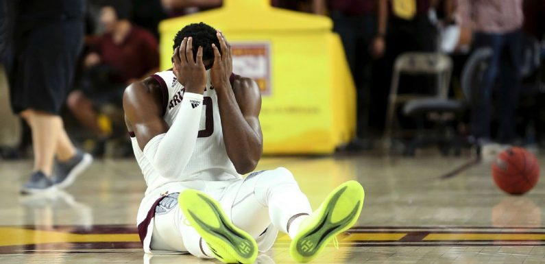 Pac-12 caps worst December in decades as 5 fall