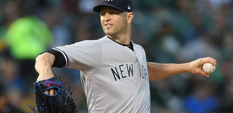 MLB hot stove: Yankees, J.A. Happ reportedly close to deal