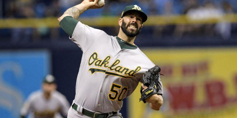 MLB rumors: Michael Fiers, Oakland A's close to two-year contract; Machado decision expected in 2019