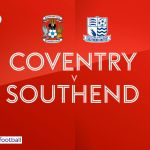 Coventry 1-0 Southend: Hiwula nets in narrow triumph for Sky Blues