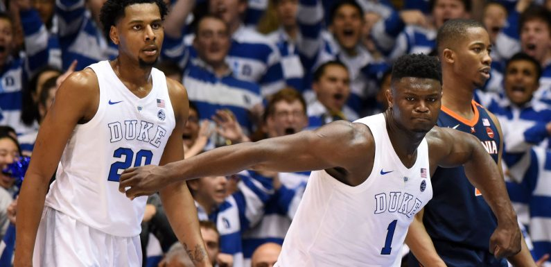 No. 2 Duke hands No. 1 Virginia first loss of the season in ACC showdown