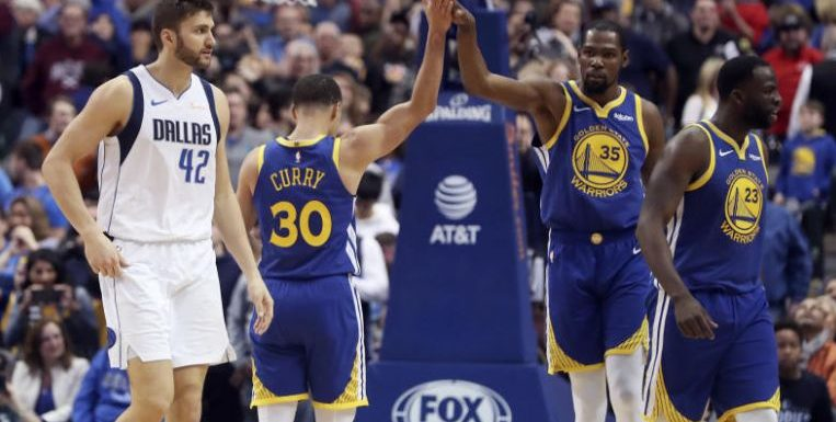 NBA: Red-hot Curry delivers 48pts as Warriors come from behind; Ibaka lifts Raptors over pesky Wizards