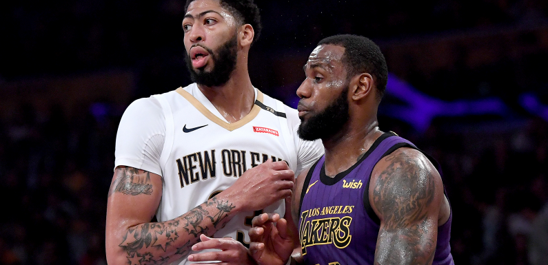 ESPN falls for fake LeBron James Instagram post about Anthony Davis trade rumors