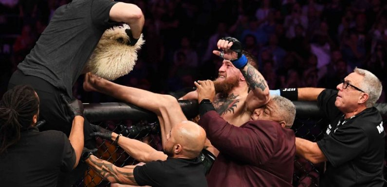 Khabib, McGregor suspended, fined by NSAC
