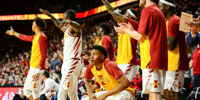 College basketball scores, schedule, games today: Virginia, Iowa State both notch big, easy wins over top-10 teams