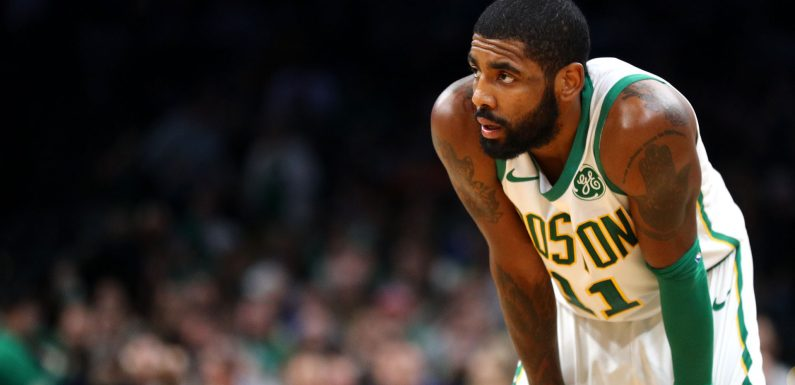 Kyrie Irving called LeBron James this week to apologize