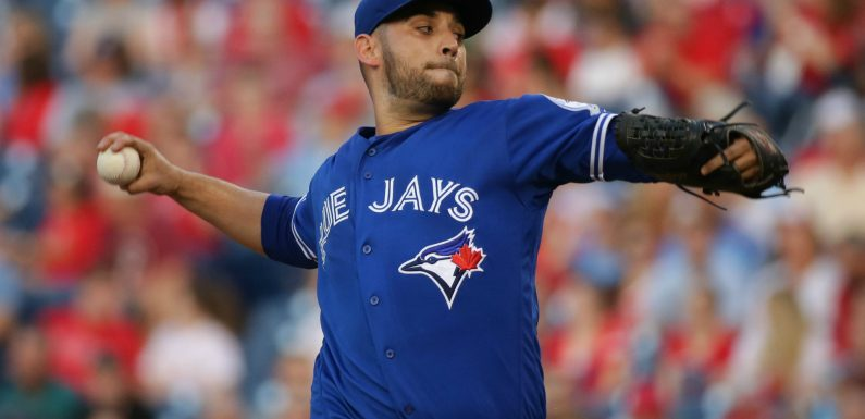 MLB hot stove: A's add veteran starter Marco Estrada on 1-year deal