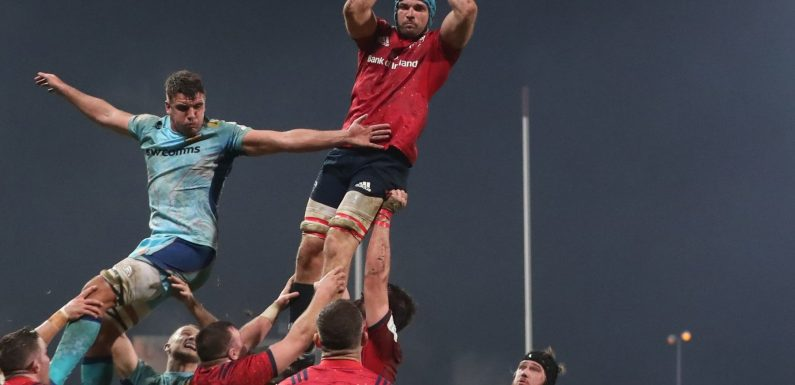 Six Nations 2019: Tadhg Beirne ruled out of Ireland vs England match after suffering knee injury for Munster