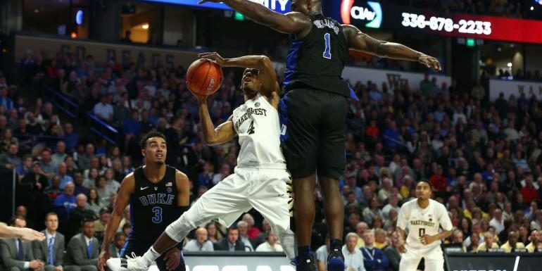 Duke vs. Wake Forest score: Zion Williamson scores career high as Blue Devils cruise