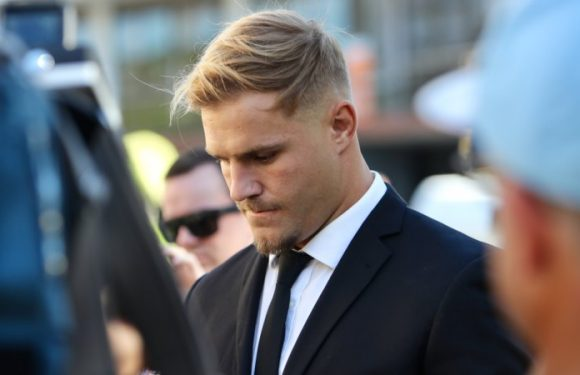 De Belin scratched from Dragons side for weekend trial
